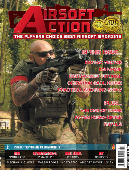 Airsoft Action November 15, 2018 00:00
