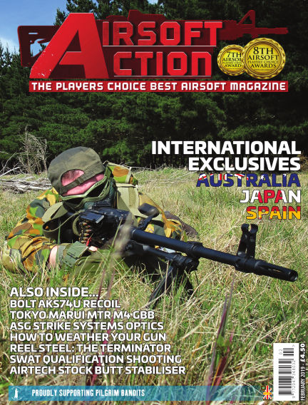 Airsoft Action January 10, 2019 00:00