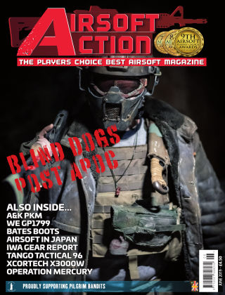 Airsoft Action June 2019