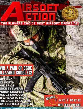 Airsoft Action August 2019