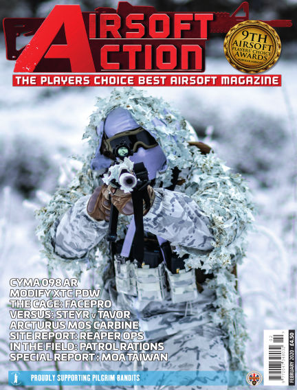 Airsoft Action January 09, 2020 00:00