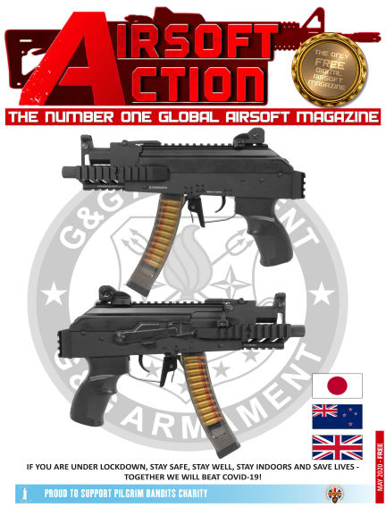 Airsoft Action April 15, 2020 00:00