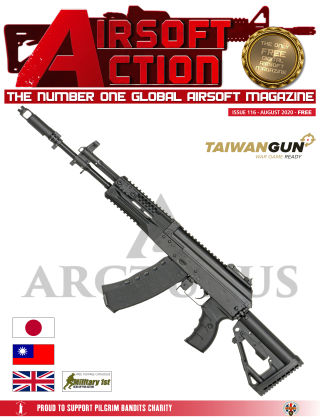 Airsoft Action August 2020
