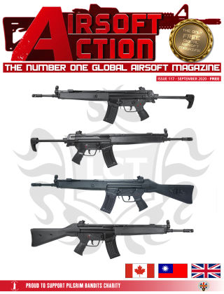 Airsoft Action September 2020