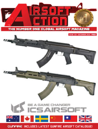 Airsoft Action December 2020