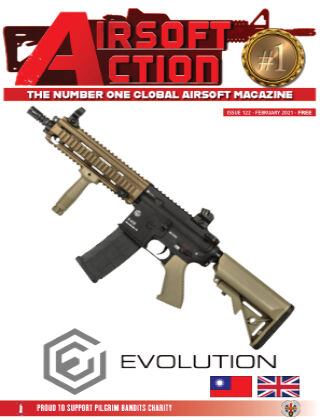Airsoft Action February 2021