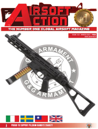 Airsoft Action March 2021