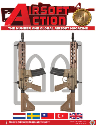 Airsoft Action April 2021