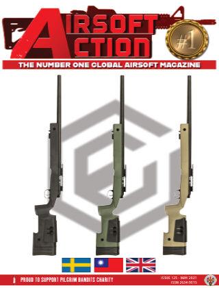 Airsoft Action May 2021