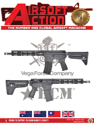 Airsoft Action August 2021