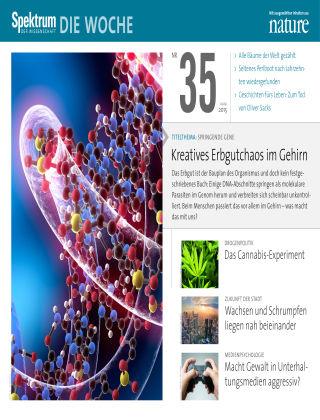 Spektrum - Die Woche 35/2015