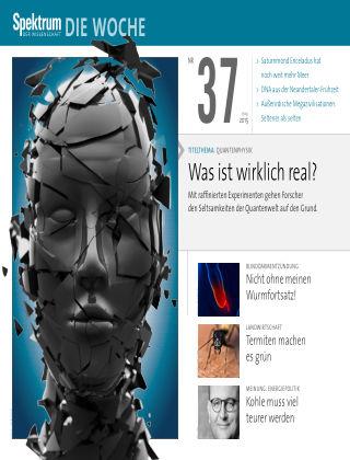 Spektrum - Die Woche 37/2015
