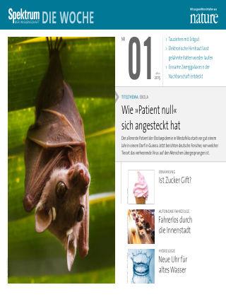 Spektrum - Die Woche 01/2015