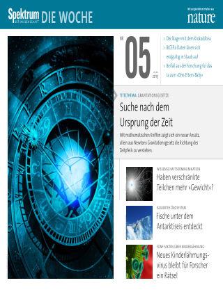 Spektrum - Die Woche 05/2015