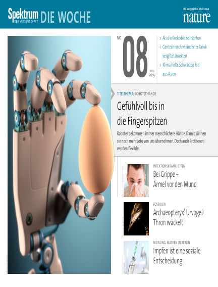 Spektrum - Die Woche February 26, 2015 00:00
