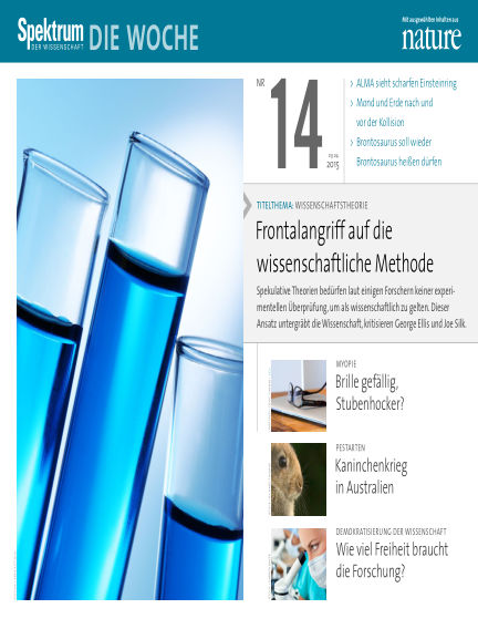 Spektrum - Die Woche April 09, 2015 00:00