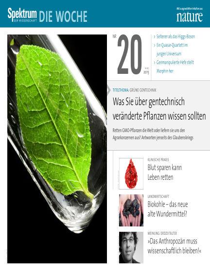 Spektrum - Die Woche May 21, 2015 00:00