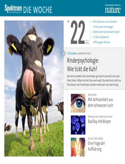 Spektrum - Die Woche June 03, 2015 00:00