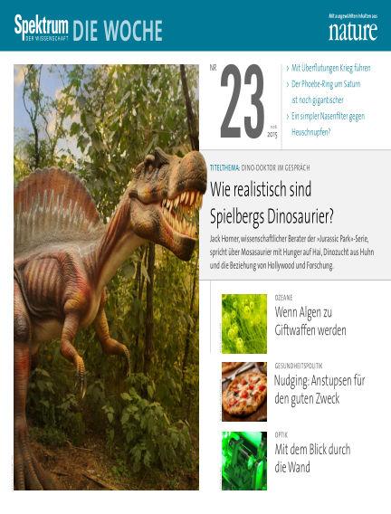 Spektrum - Die Woche June 11, 2015 00:00