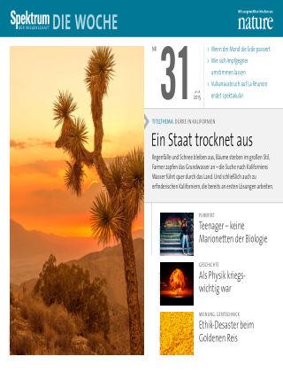 Spektrum - Die Woche 31/2015