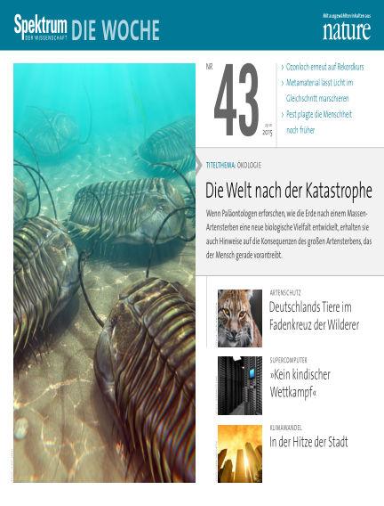 Spektrum - Die Woche October 29, 2015 00:00