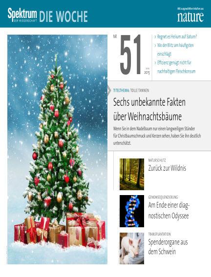 Spektrum - Die Woche December 23, 2015 00:00