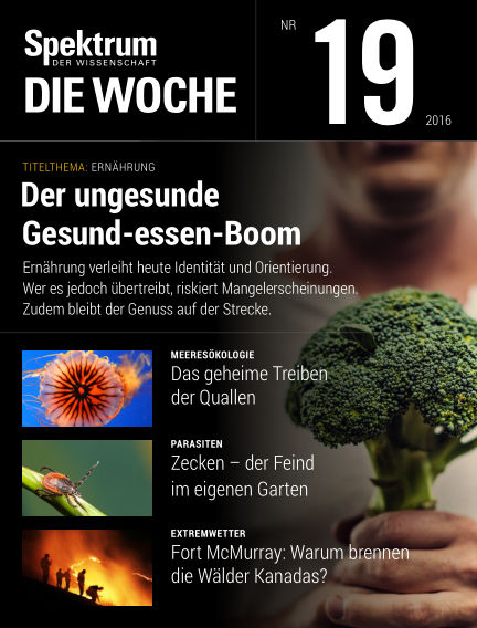 Spektrum - Die Woche May 12, 2016 00:00