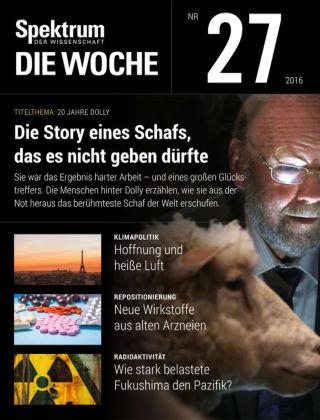 Spektrum - Die Woche 27 2016