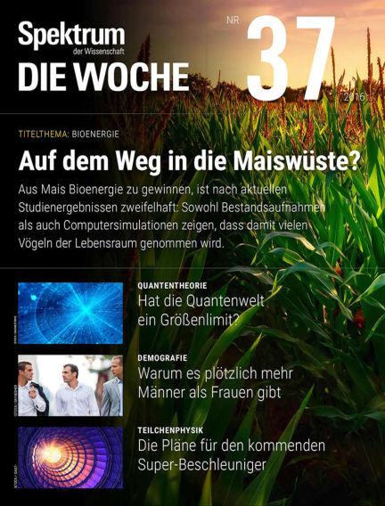 Spektrum - Die Woche September 15, 2016 00:00