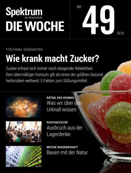Spektrum - Die Woche December 08, 2016 00:00