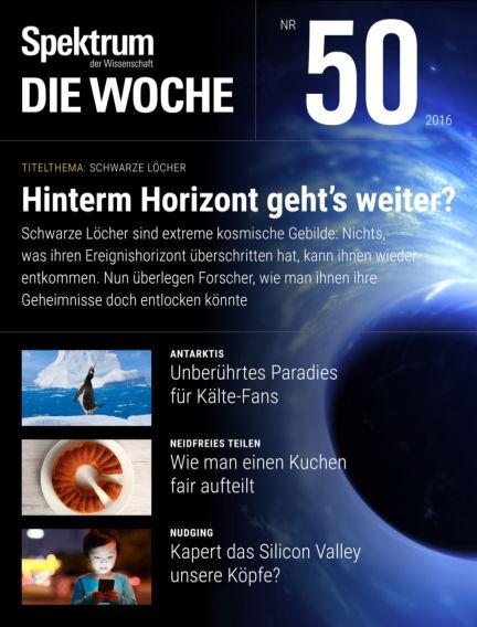 Spektrum - Die Woche December 15, 2016 00:00