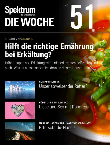 Spektrum - Die Woche December 22, 2016 00:00