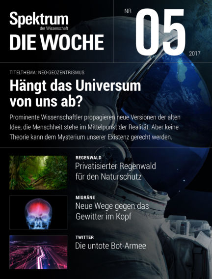 Spektrum - Die Woche February 02, 2017 00:00