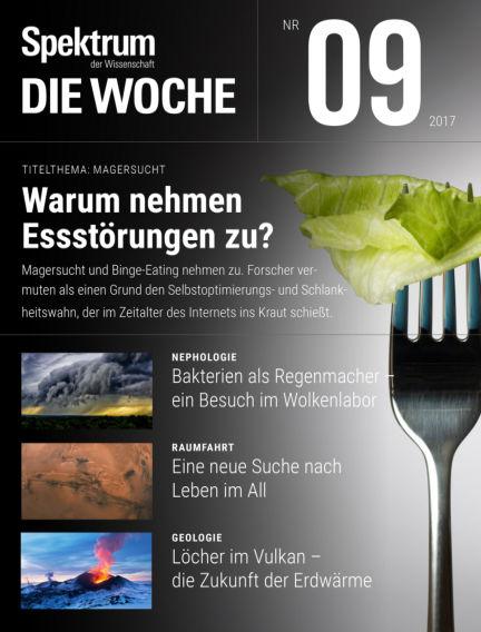 Spektrum - Die Woche March 02, 2017 00:00