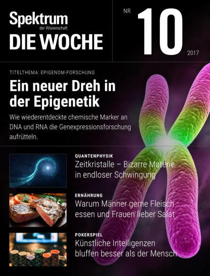 Spektrum - Die Woche March 09, 2017 00:00