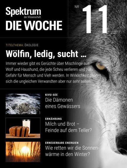 Spektrum - Die Woche March 16, 2017 00:00