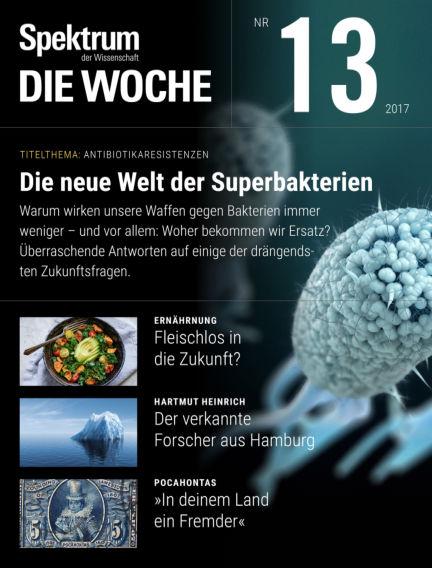Spektrum - Die Woche March 30, 2017 00:00