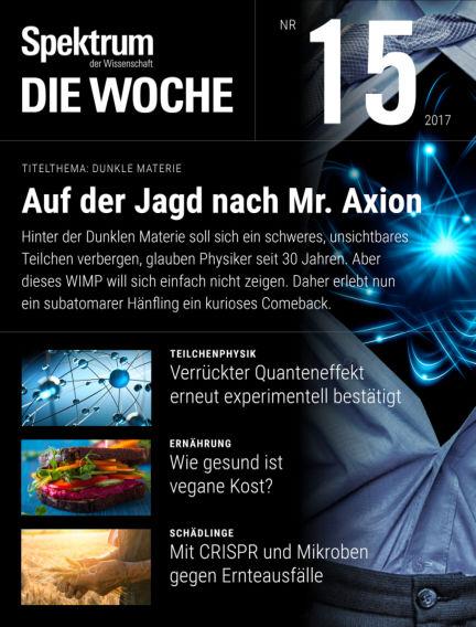 Spektrum - Die Woche April 13, 2017 00:00