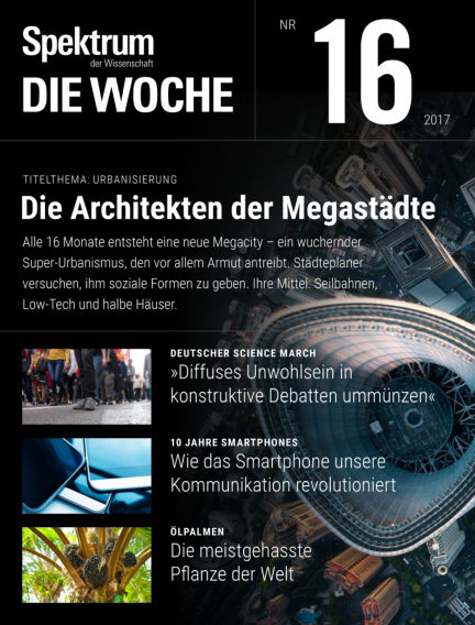 Spektrum - Die Woche April 20, 2017 00:00