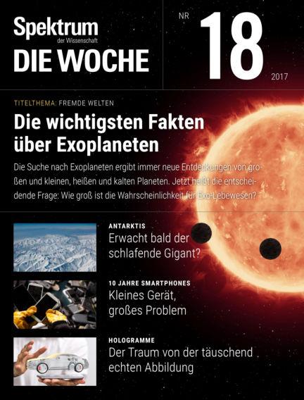 Spektrum - Die Woche May 05, 2017 00:00