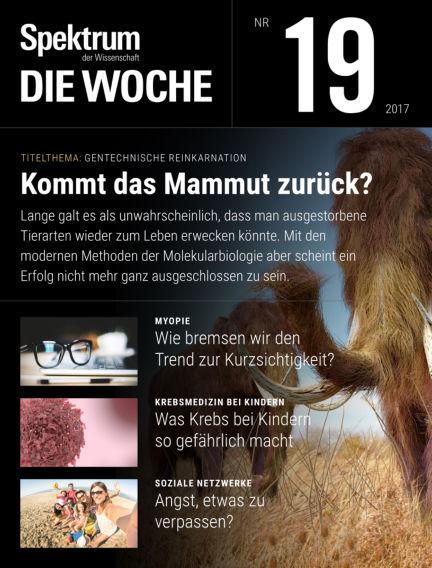 Spektrum - Die Woche May 11, 2017 00:00