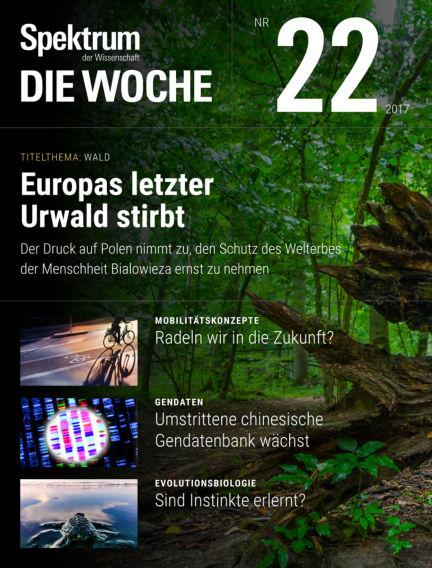 Spektrum - Die Woche June 01, 2017 00:00