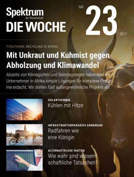 Spektrum - Die Woche June 08, 2017 00:00