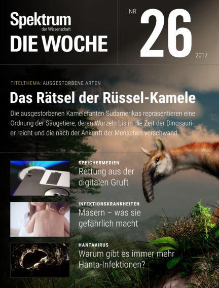 Spektrum - Die Woche June 29, 2017 00:00
