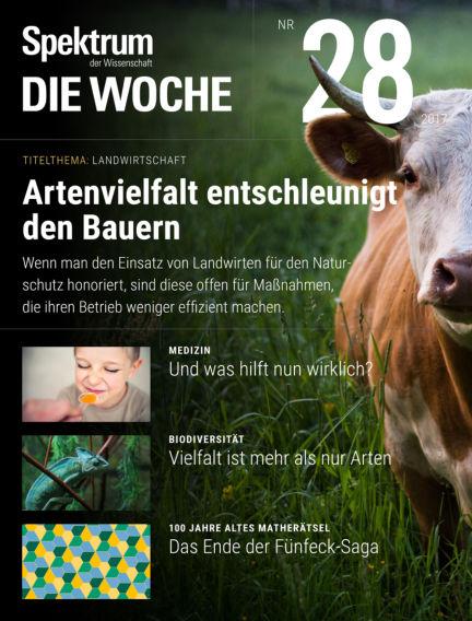 Spektrum - Die Woche July 13, 2017 00:00