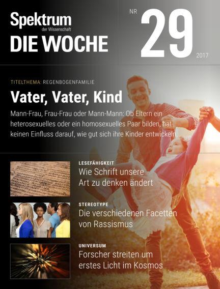 Spektrum - Die Woche July 20, 2017 00:00