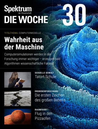 Spektrum - Die Woche 30 2017