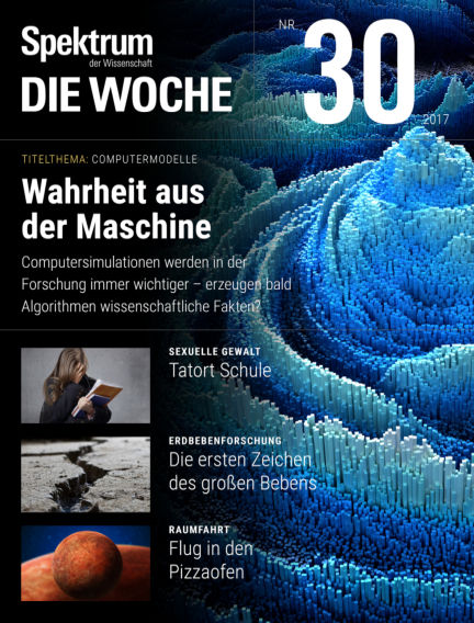 Spektrum - Die Woche July 28, 2017 00:00