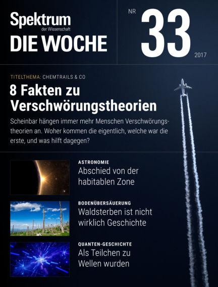 Spektrum - Die Woche August 17, 2017 00:00