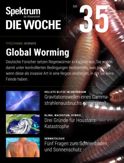 Spektrum - Die Woche August 31, 2017 00:00